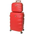 Комплект валіза + кейс Bonro Next середній дорожній набір, фото 3