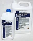 Антисептик Дермалонг, флакон 1 л с дозатором., фото 2