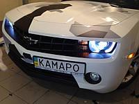 НАШИ РАБОТЫ: Работа над Chevrolet Camaro 3