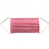 Маска медицинская для лица Спецмедпошив одноразовая двухслойная защитная розовая, упаковка 30 шт SKL11-238908