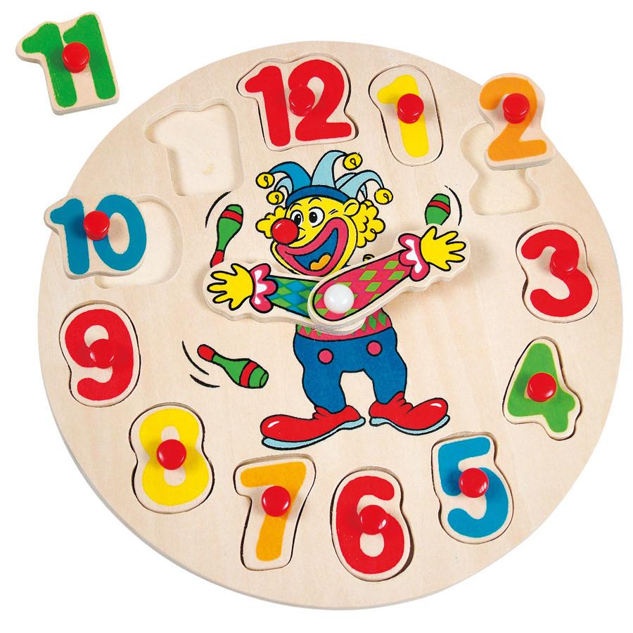 Годинник – клоун  ОТТО