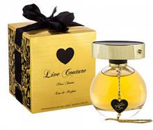 Парфумована вода жіноча Emper Perfumes Live Couture 100 мл, Східна парфумерія для жінок