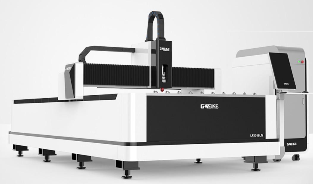 Верстат лазерного різання GWEIKE LF3015CN RAYCUS 3000W