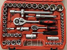 ✔️ Набор ключей, головок, инструментов Max - 108 шт ( противоударный кейс ), фото 3
