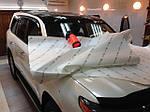 НАШИ РАБОТЫ: Эффект панорамной крыши Toyota Land Cruiser 200 Brownstone