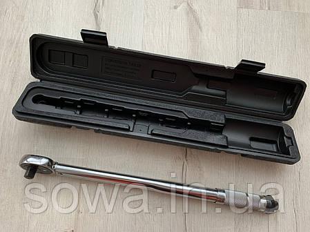 """Ключ динамометрический Euro Craft 460 : 1/2 """", фото 2"""