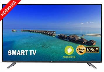 "Телевизор JBA 45""Smart-Tv Android 7.0 FullHD/DVB-T2/USB"