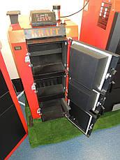 Твердотопливный котел Kraft S сталь 5мм на электронном управлении / Крафт S, фото 2