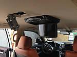 НАШИ РАБОТЫ: Установка потолочного монитора и сигнализации Pandora DXL-5000 вToyota Land Cruiser 200 Brownstone
