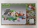 Конструктор Minecraft 10962 Голем на ферме 219 деталей, в коробке, фото 2