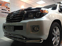 НАШИ РАБОТЫ: Работа над Toyota Land Cruiser 200 Brownstone