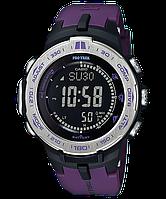 Мужские часы Casio Pro Trek PRW-3100-6ER оригинал