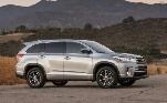 Установка ксенона Toyota Highlander 2018