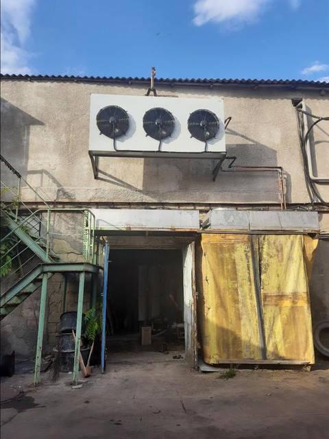 """Чиллер 63 кВт. ООО """"Дарл"""", г. Одесса 7"""