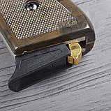 Пистолет сигнальный, стартовый Ekol Lady (9.0мм), сатин с позолотой, фото 6