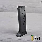 Пистолет сигнальный, стартовый Ekol Lady (9.0мм), сатин с позолотой, фото 10