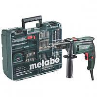 Ударная дрель Metabo SBE 650 Mobile Workshop