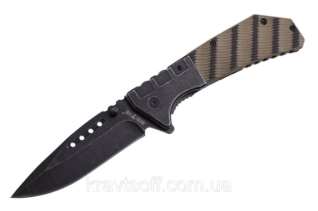 Нож складной WK 07023 + В ПОДАРОК ФОНАРЬ\БРЕЛОК