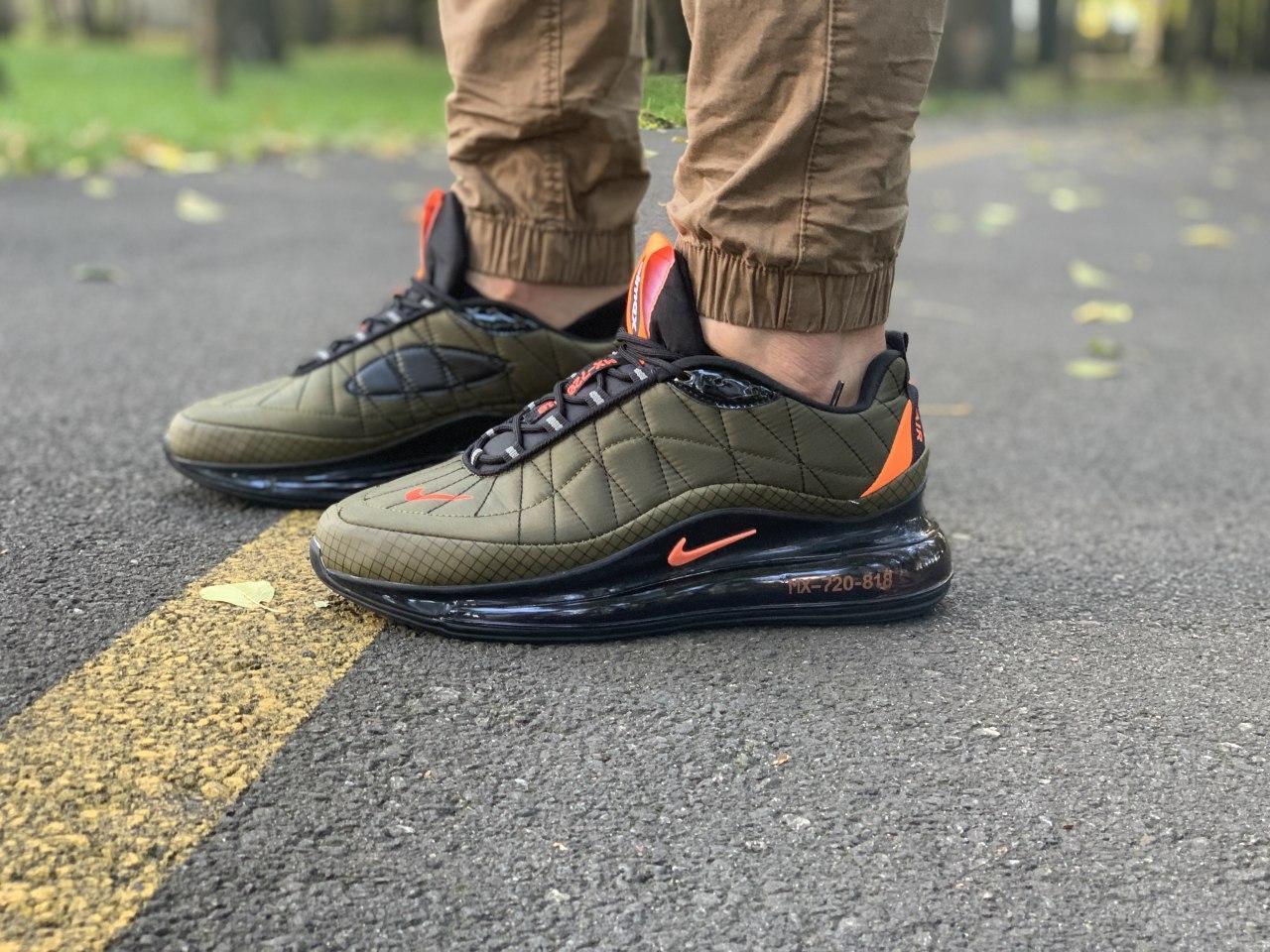 Кроссовки мужские в стиле  Nike Air Max 720-81 dr-00287