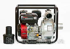 Мотопомпа бензинова WEIMA WMQGZ80-30 (80 мм, 60 куб. м/год)
