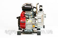 Мотопомпа бензиновая WEIMA WMQGZ40-20 (40мм, 27 куб. м/час)