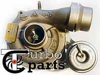 Оригинальная турбина Renault 1.5 dCi Clio/ Megane/ Modus/ Scenic от 2003 г.в. - 54359700029, 54359700012