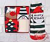 Носки женские в подарочной упаковке