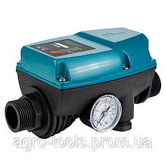 """Контролер тиску електронний 1.1 кВт Ø1"""" реєстр давл вкл 1.0-3.5 bar AQUATICA (779536)"""