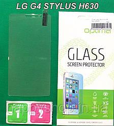 Защитное стекло для LG G4 Stylus H630