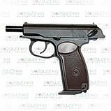 KWC makarov blowback kmb44ahn пневматический пистолет макарова, фото 2