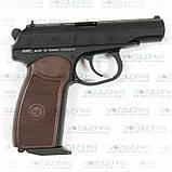 KWC makarov blowback kmb44ahn пневматический пистолет макарова, фото 5