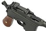 Пневматичний маузер SAS Mauser M712 blowback kmb 18dhn, фото 3