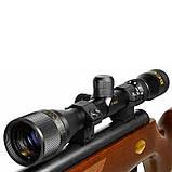 Пневматична гвинтівка для полювання Beeman Bear Claw з прицілом 3-9х32, фото 2
