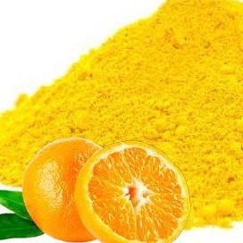 Сублімований Апельсин з цедрою, порошок. 25г
