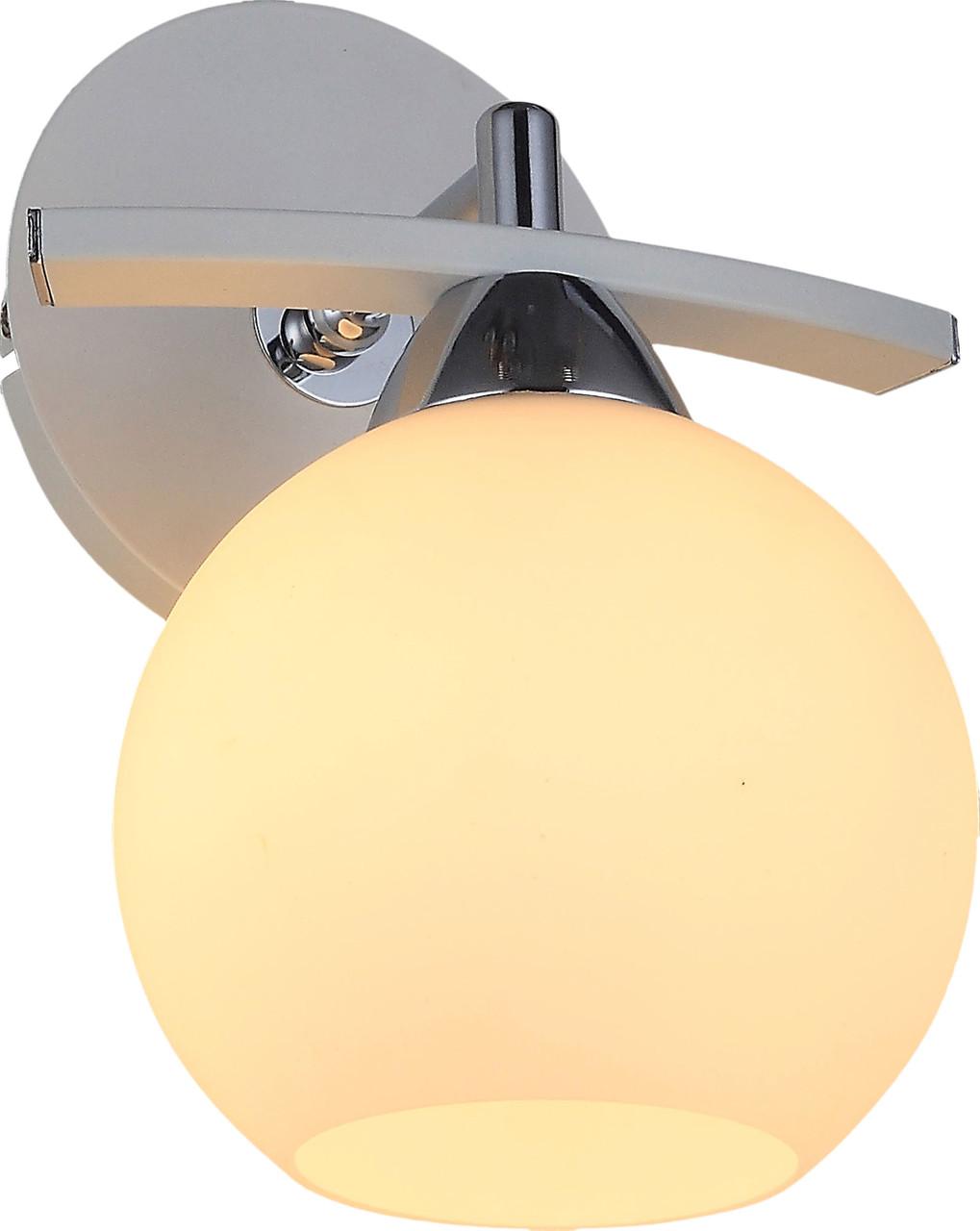 Бра Altalusse INL-9323W-01 White & Chrome