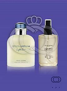 Парфюм аналог Dolce&Gabbana Light Blue 65 Ml For Men