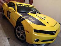 НАШИ РАБОТЫ: Chevrolet Camaro. Стайлинг в стиле Transformers