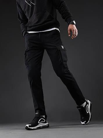 Карго брюки BEZET Hunter black'20 - XL, фото 2