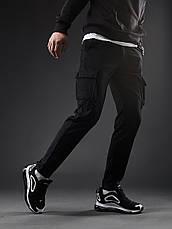 Карго брюки BEZET Hunter black'20 - XL, фото 3