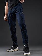 Карго брюки BEZET Hunter dark blue'20 - M, фото 3