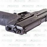 Пневматический пистолет SAS Pro 2022 Metal (KM-47D), фото 3