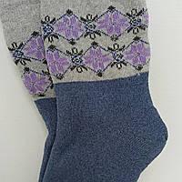 Шкарпетки жіночі махрові, р. 37-40