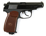 Пистолет Макарова мр 654к (ижмех байкал мр-654к), фото 2