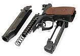 Пистолет Макарова мр 654к (ижмех байкал мр-654к), фото 4