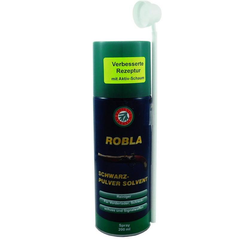 Рідина Klever Ballistol Robla-Scwarzpulver 200 ml Для чищення нагару чорного пороху