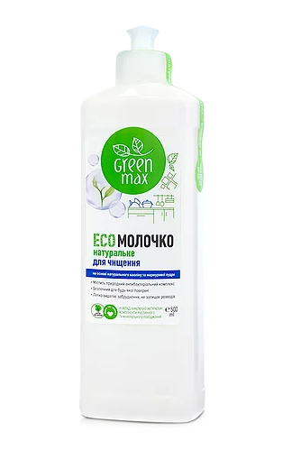 Экомолочко натуральное для чистки 500 мл