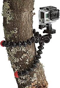 Гибкий штатив JOBY GorillaPod Action Video Tripod для экшн камер (Оригинал)