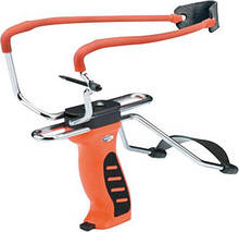 Рогатка Man Kung MK-SL06O с упором оранжевая