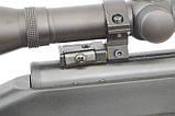 Пневматическая винтовка для охоты Beeman Longhorn Gas Ram с оптическим прицелом 4х32, фото 5
