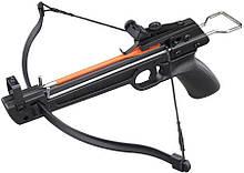 Пистолетный арбалет Man Kung MK-50A1 черный